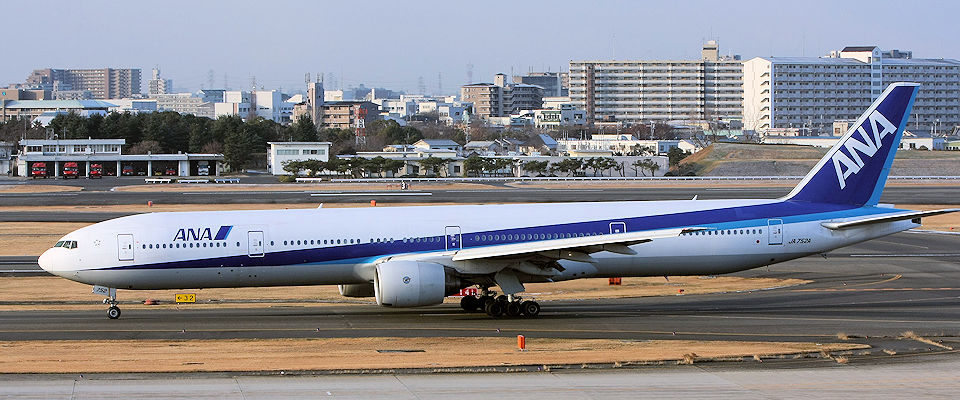 ANA(全日空) ボーイング777(B...