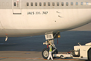 JAL`S 100th 747 JAL B747-400 JA8915